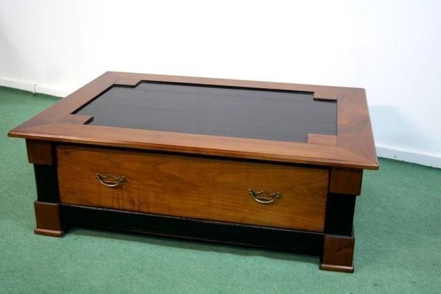 peindre table basse fabulous faire une galerie photo repeindre une table basse en bois with. Black Bedroom Furniture Sets. Home Design Ideas